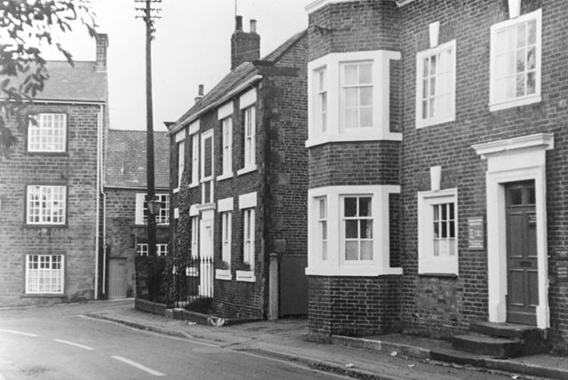 The Red House, Church Street, Dronfield