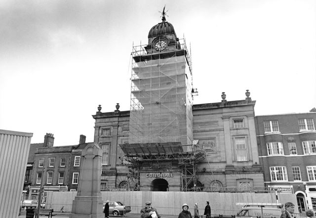 Re-furbishment of The Guildhall