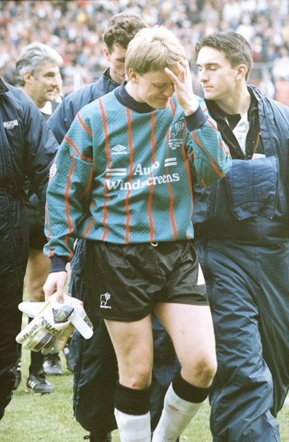 Martin Taylor, Derby County FC Vs Cremonese, Wembley, London, 1993