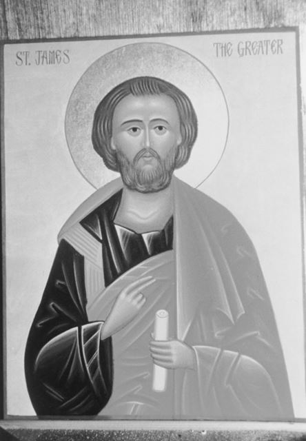 Icon of St James the Great
